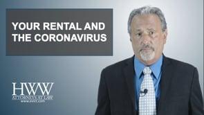 Your Rental and the Coronavirus